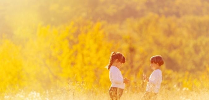 How to take care of young children during extreme summer months?