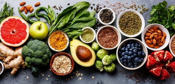 The healthy food combinations for children aged 1 to 10 years
