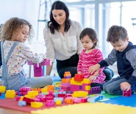 Importance of daycare in your child's growth
