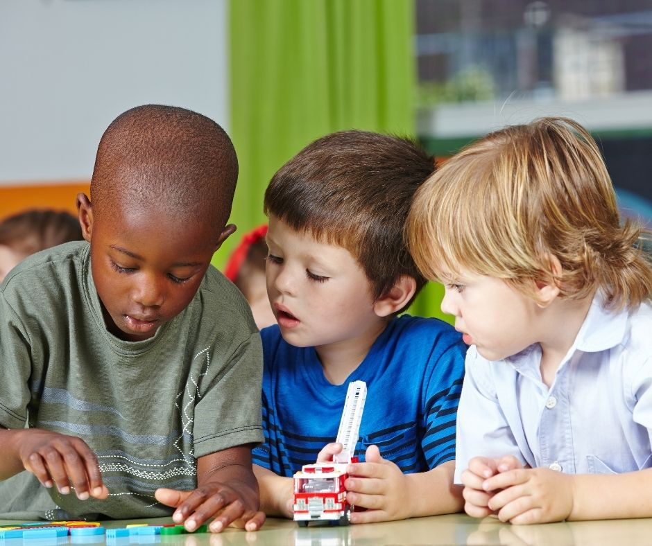 Impact of a daycare facility on the growth and development of your child
